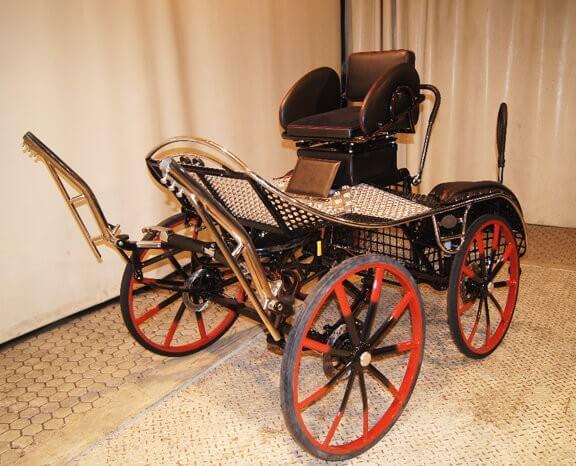 Dynamic Carriage - Drayhorse Shires Australia