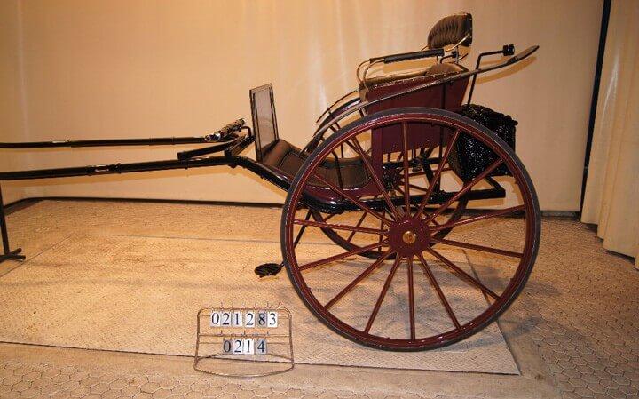 Gig for heavy or light horse - Drayhorse Shires - Australia