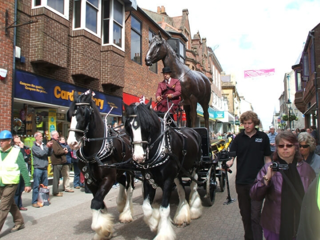 Drayhorse Shires horsedrawn services, carriage rides, weddings, funerals, filming, birthday and anniversaries, formals