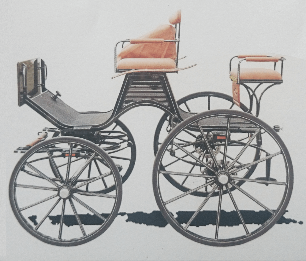 Speider Light Carriage - Drayhorse Shires Australia
