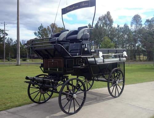 High-Seat-Break - Seats 8 - Drayhorse Shires, Brisbane, Gold Coast