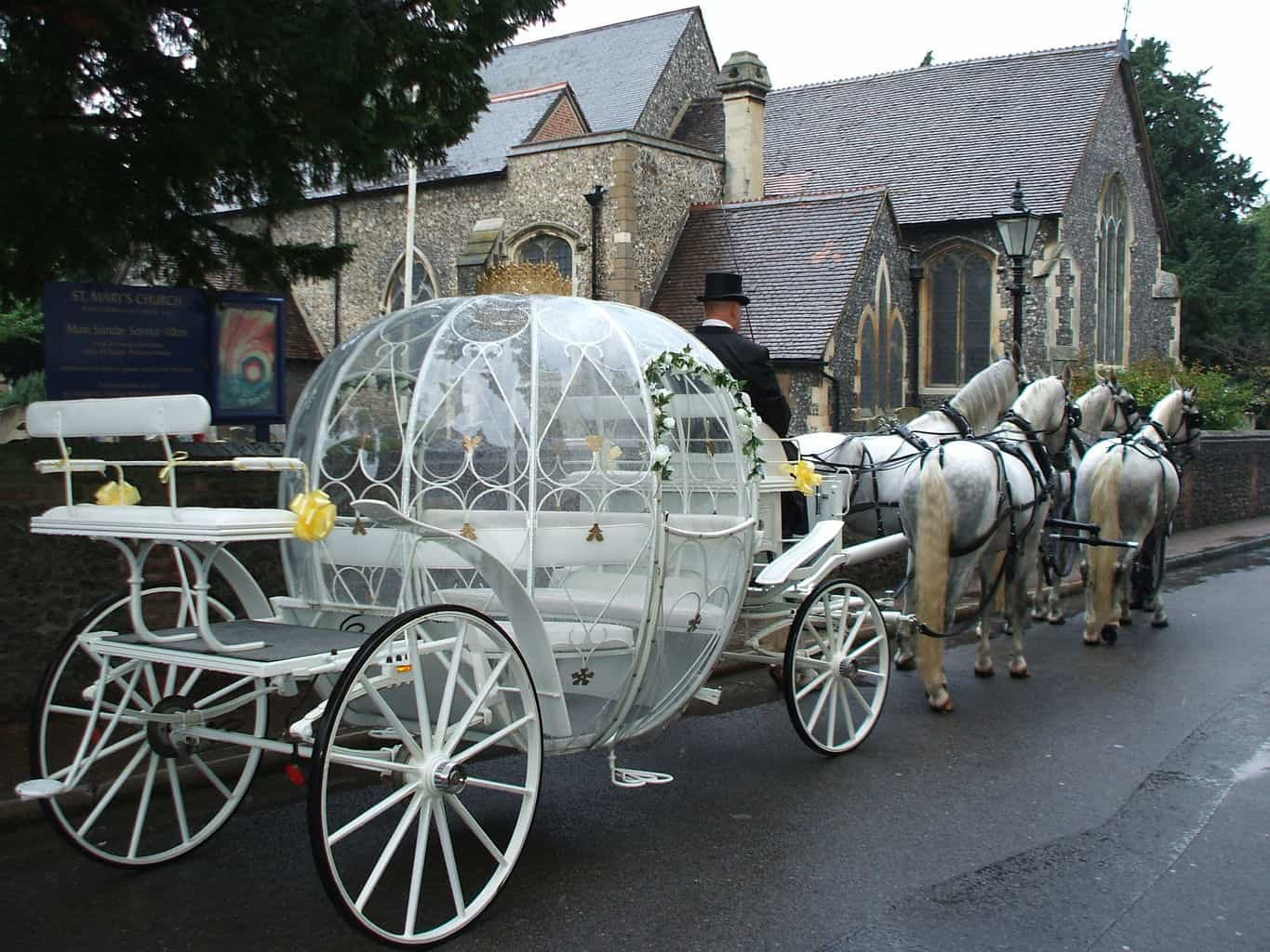 Drayhorse Shires Carriages for Sale - Glinkowski Carriage