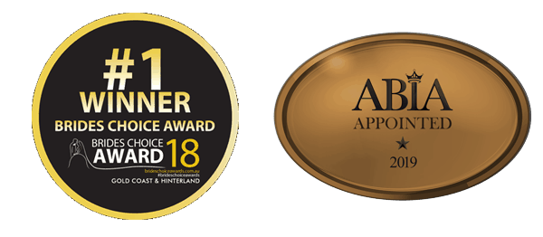 #1 Winner Brides Choice Award 2018 & ABIA Appointed Member
